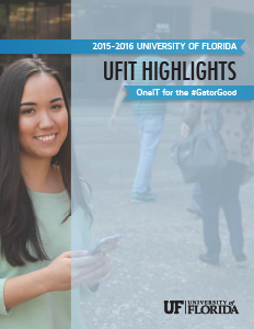 UFIT IT Highlights strategic plan